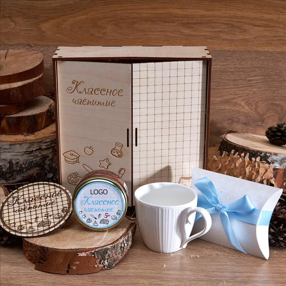 Подарочный набор «Чай для учителя»