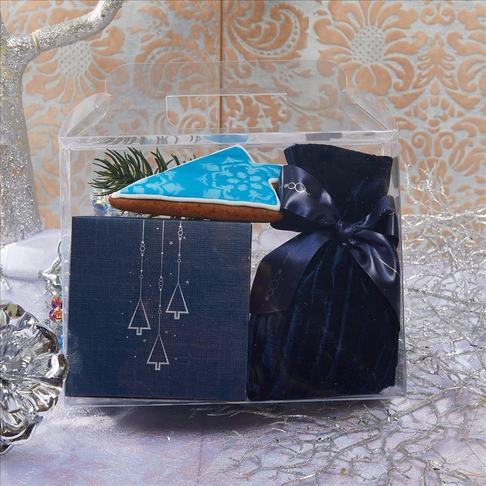 Подарочный набор «Трио лазурит»