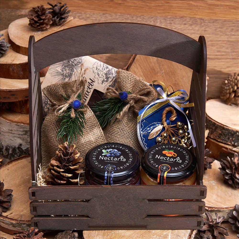 Подарочный набор «Сибирские деликатесы»