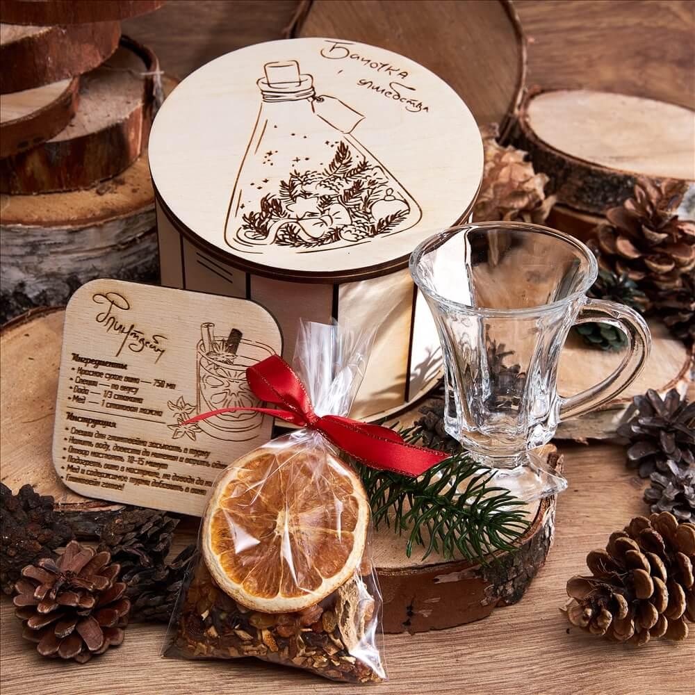 Подарочный набор «Баночка волшебства»