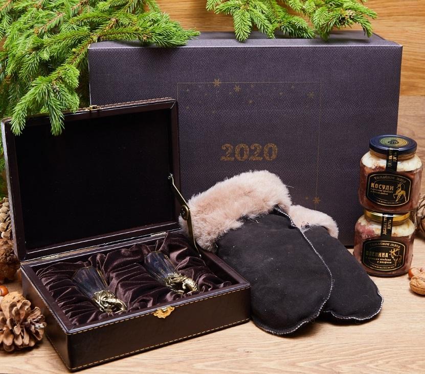 Подарочный набор «Зимняя охота»