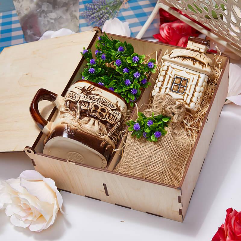 Подарочный набор «Деревенский чай»