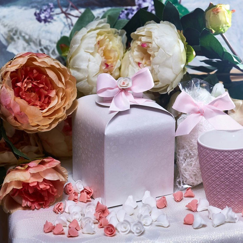 Подарочный набор «Лепесток розы»