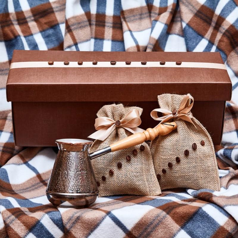 Подарочный набор «Кофейная история»