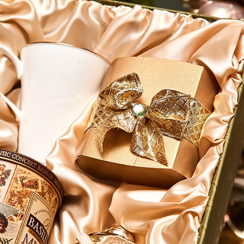 Подарочный набор «Золотой винтаж»