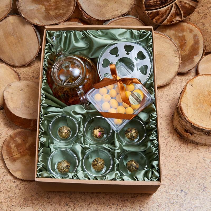 Подарочный набор «Чайное искусство»