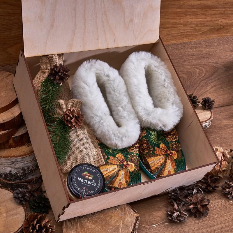 Подарочный набор «Теплая зима»