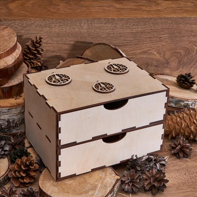 Подарочный набор «Чайный комод»