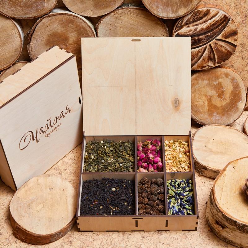 Подарочный набор «Чайная коллекция»