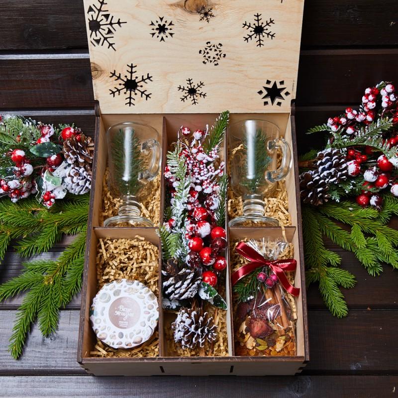 Подарочный набор «Ягоды зимы»