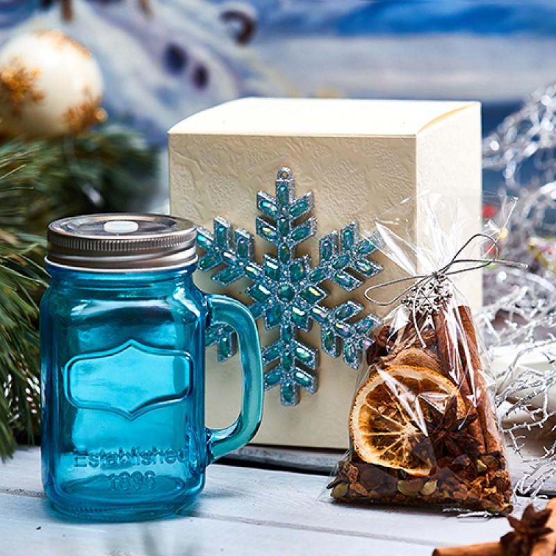 Подарочный набор «Зимний напиток»