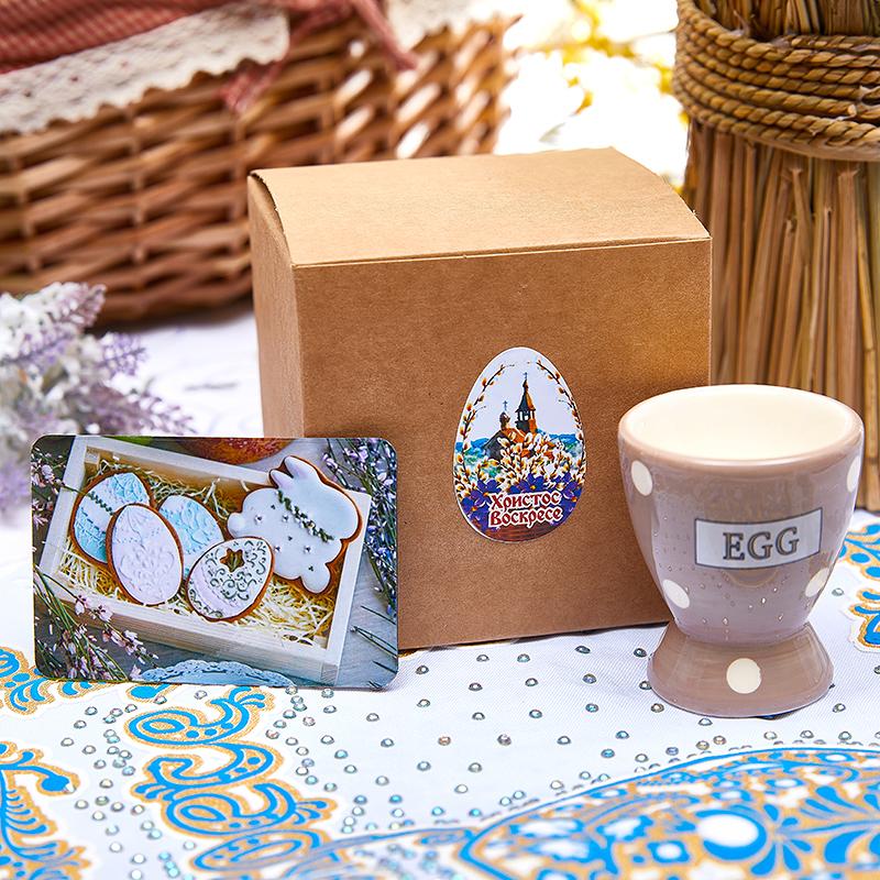 Подарочный набор «Пасхальный кубик»