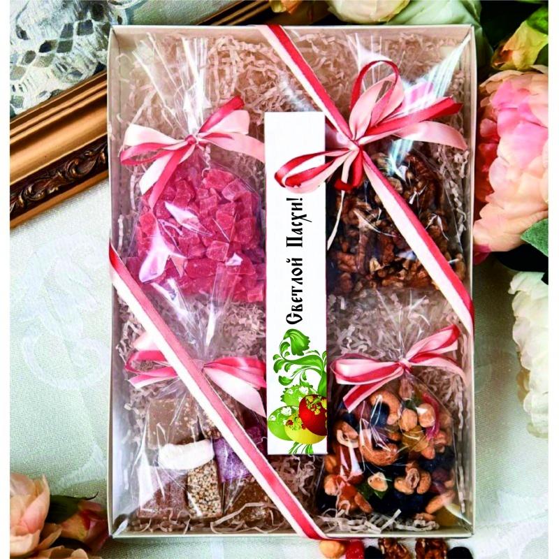 Подарочный набор «Набор для приготовления творожной пасхи»