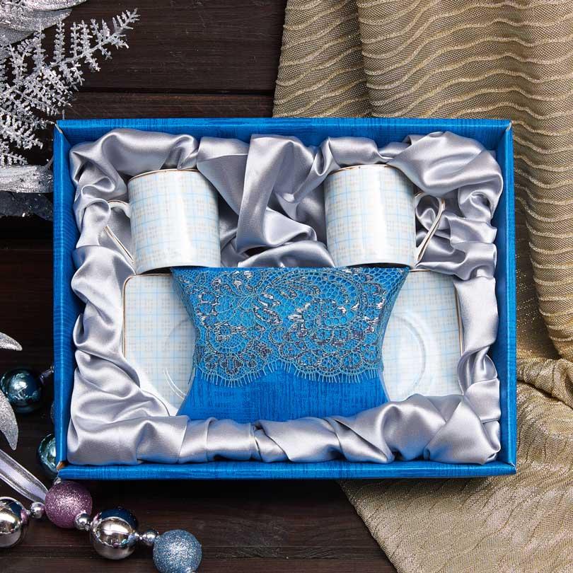 Подарочный набор «Морозный кофе»