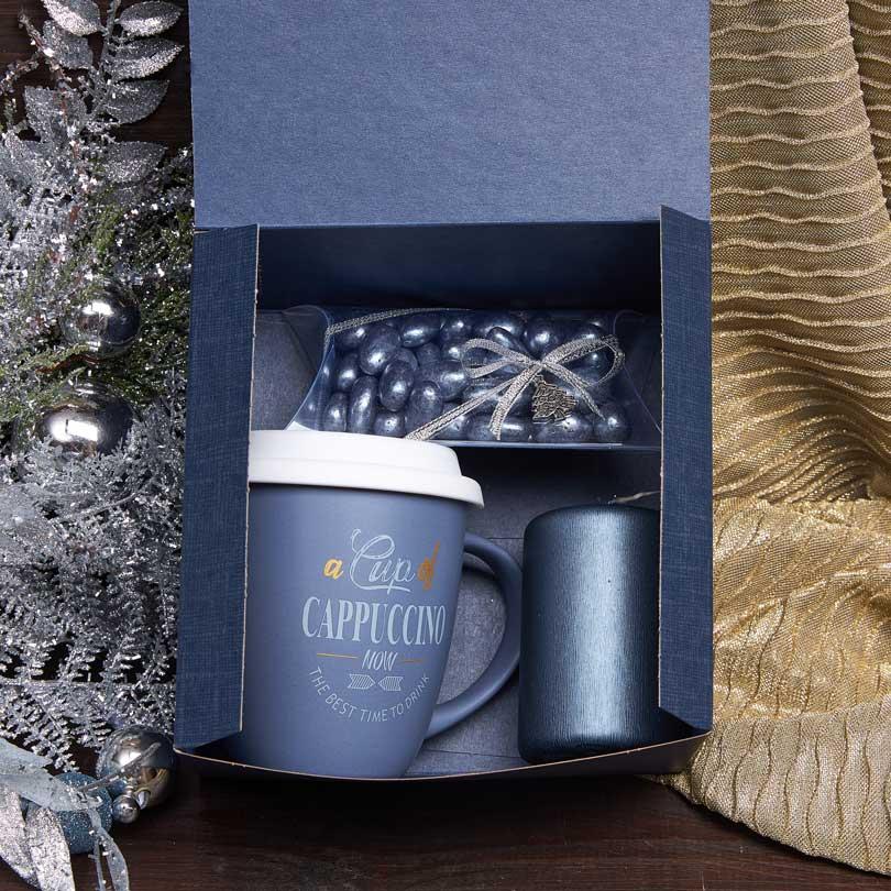 Подарочный набор «Стальной кофе»