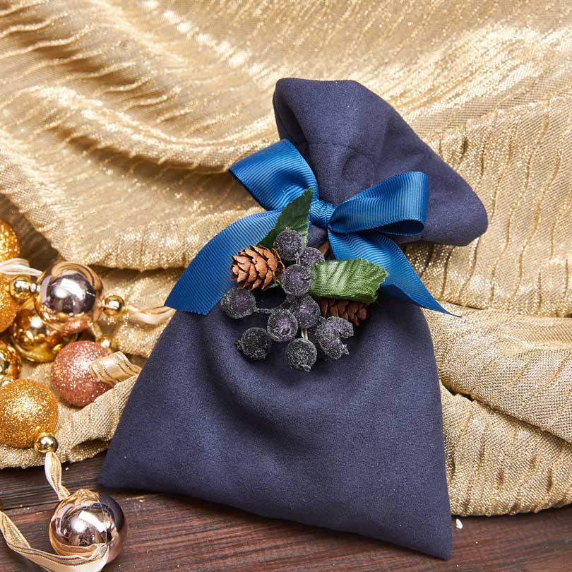 Подарочный набор «Зимняя черника»