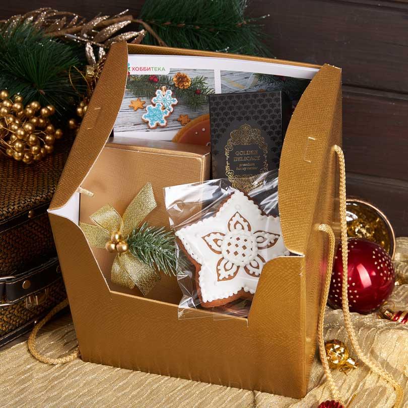 Подарочный набор «Новогодние пряники»