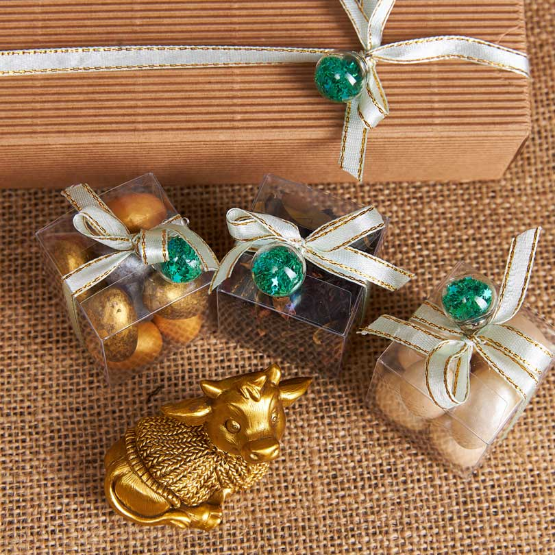 Подарочный набор «Золотой теленок»