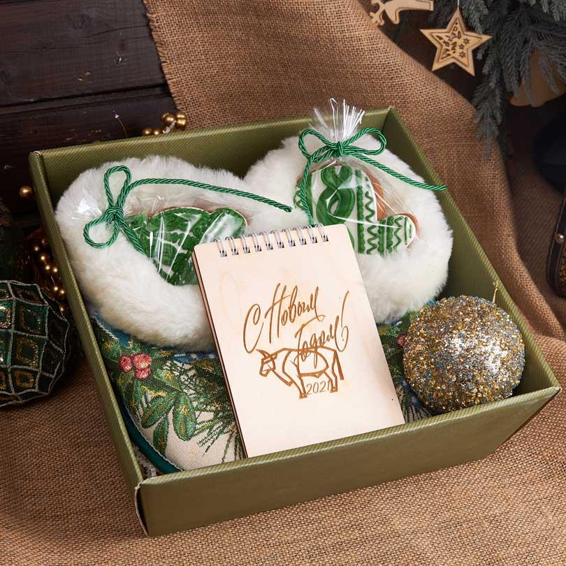 Подарочный набор «Теплый подарок»