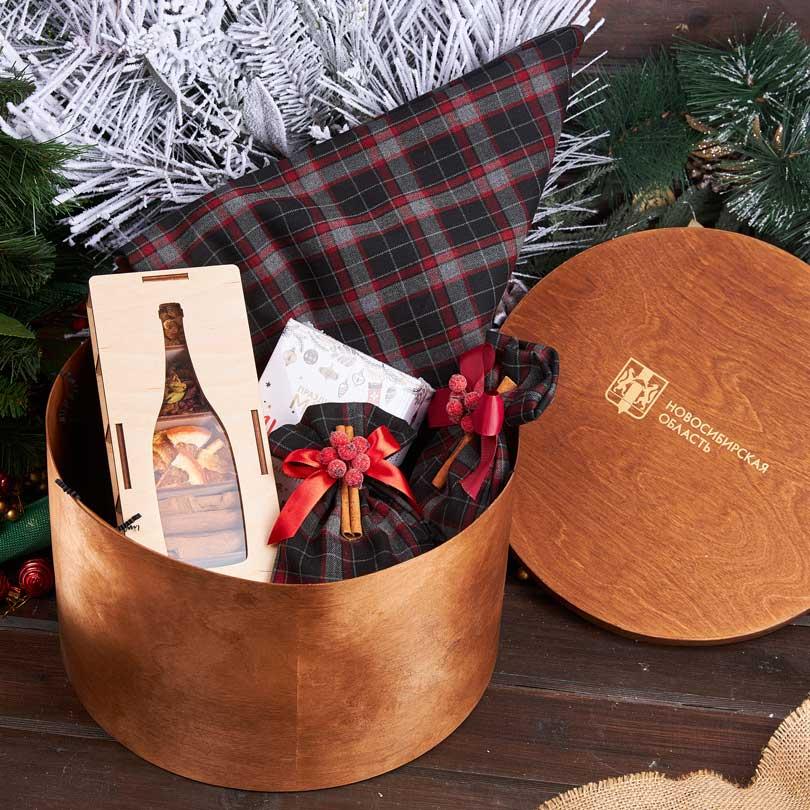 Подарочный набор «Рождественские забавы»