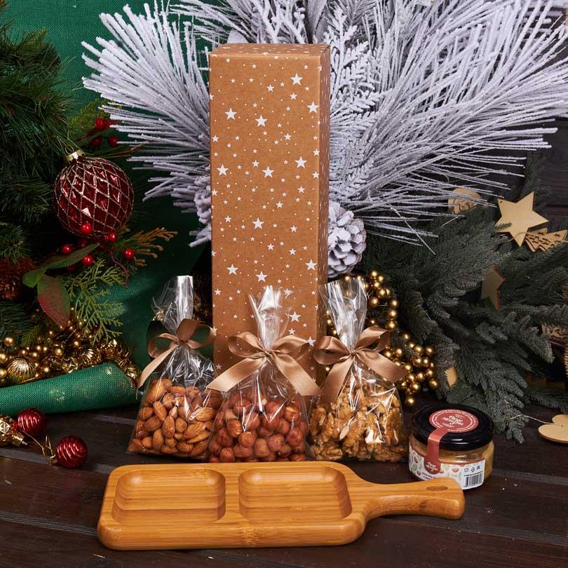 Подарочный набор «Ореховый рай»