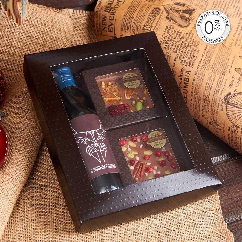 Подарочный набор «Шоколад»