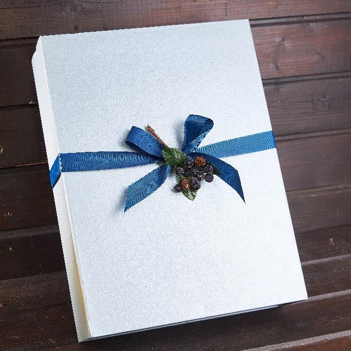 Подарочный набор «Зимняя ягода»