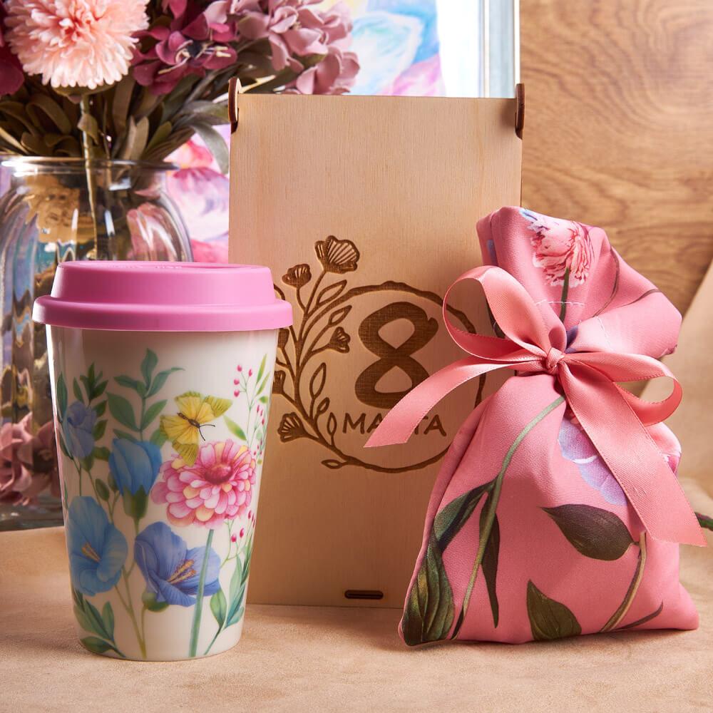 Подарочный набор «Розовая Дымка»