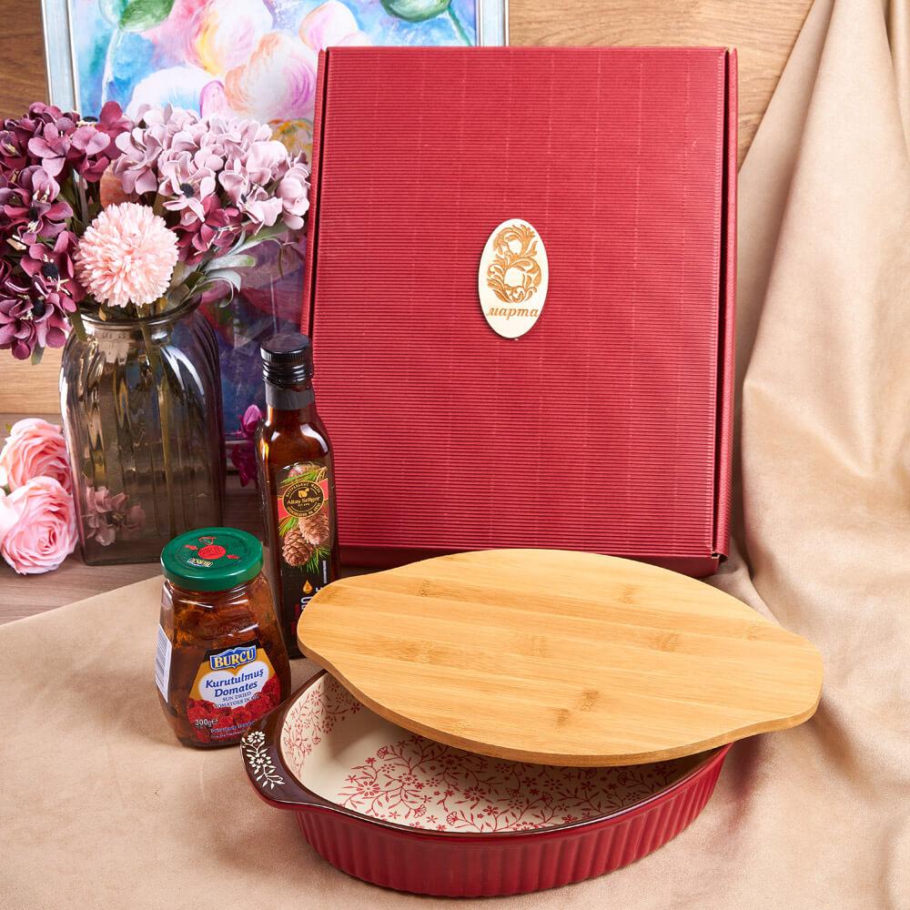 Подарочный набор «Готовим дома»