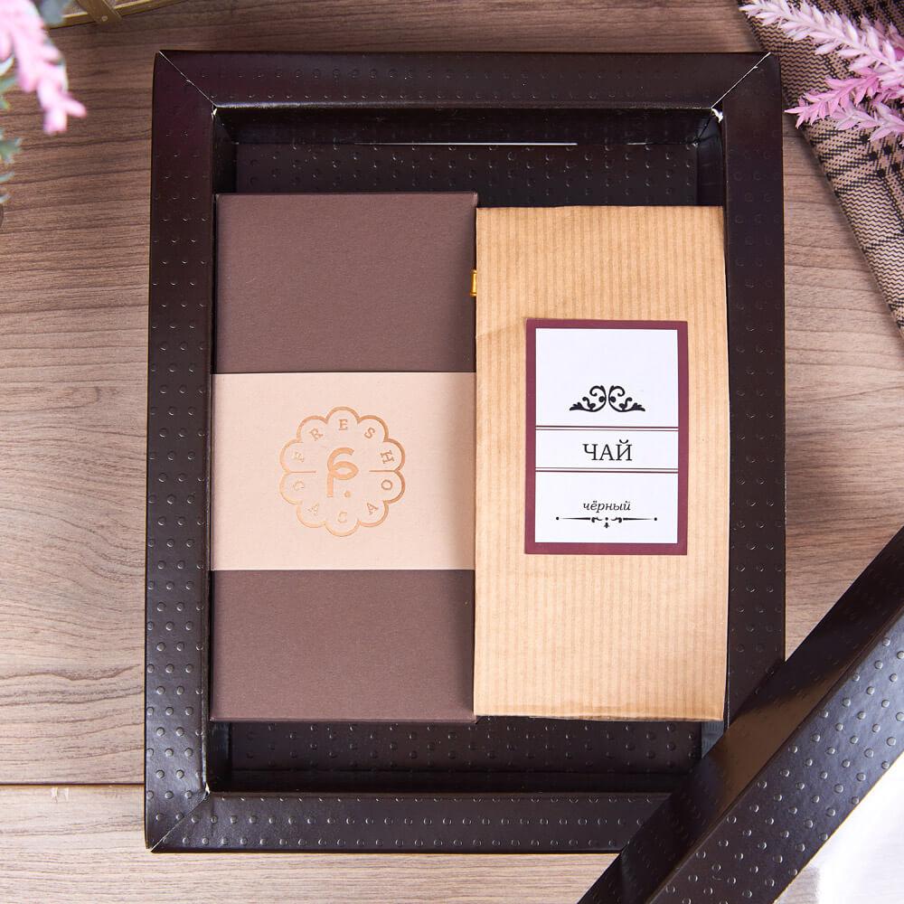 Подарочный набор «За чашкой чая»