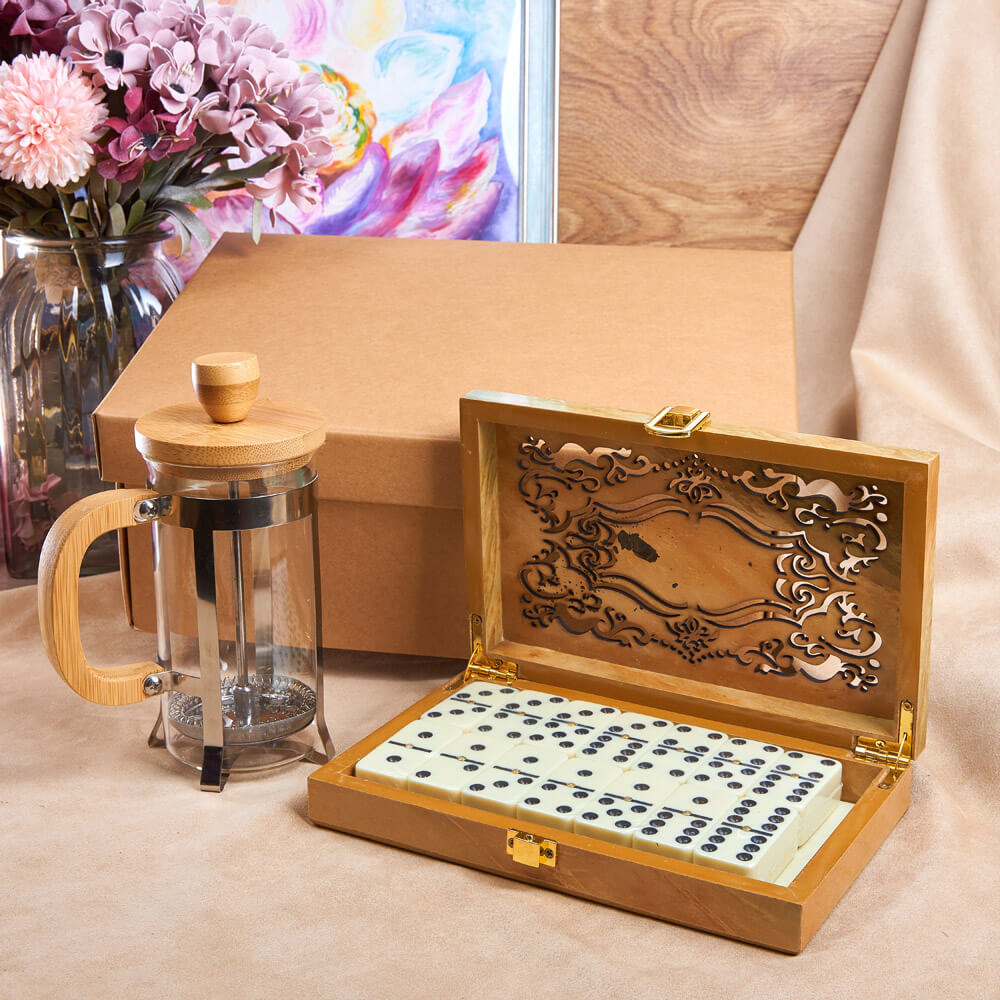 Подарочный набор «Вся жизнь игра»