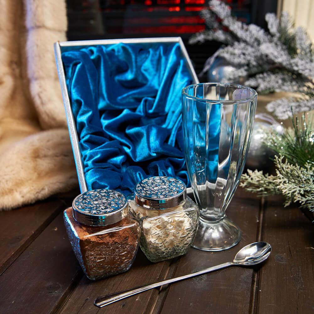 Подарочный набор «Новогоднее какао»