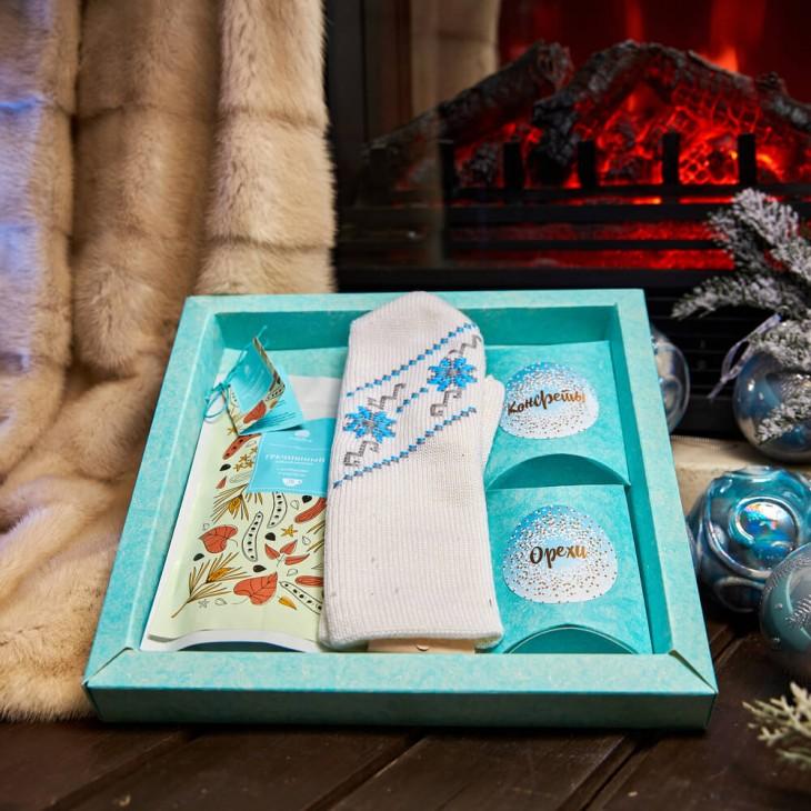 Подарочный набор «Вязка»