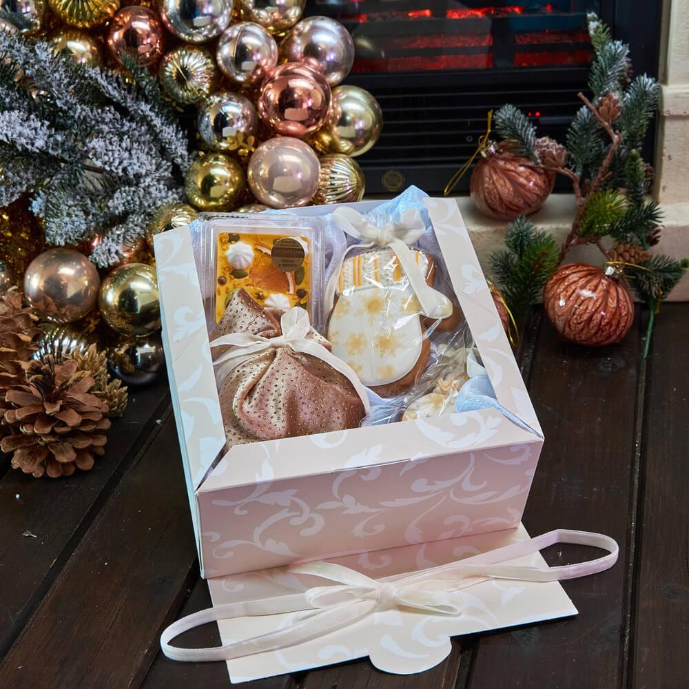 Подарочный набор «Морозные узоры»