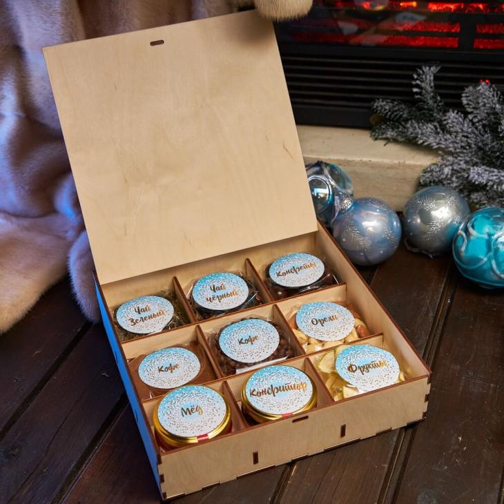 Подарочный набор «Вкусный Новый год»