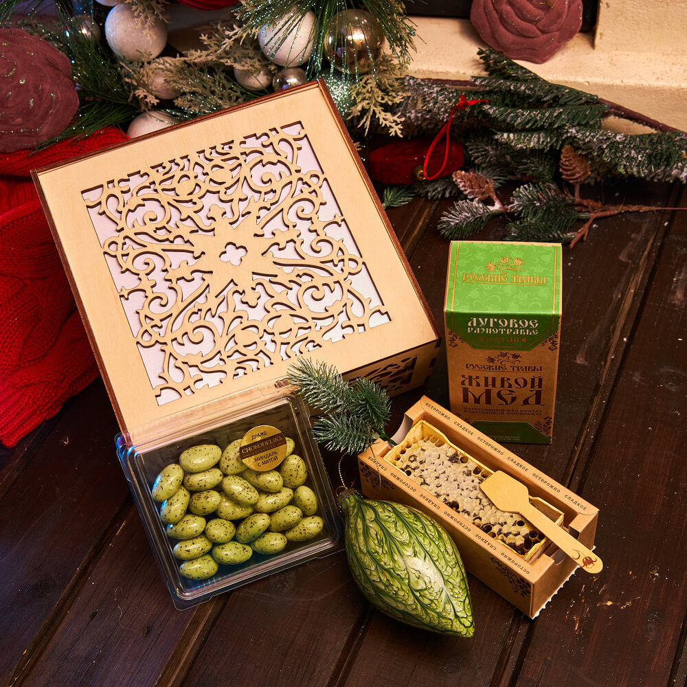 Подарочный набор «Еловый»