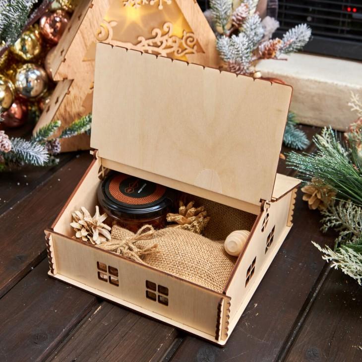 Подарочный набор «Избушка»