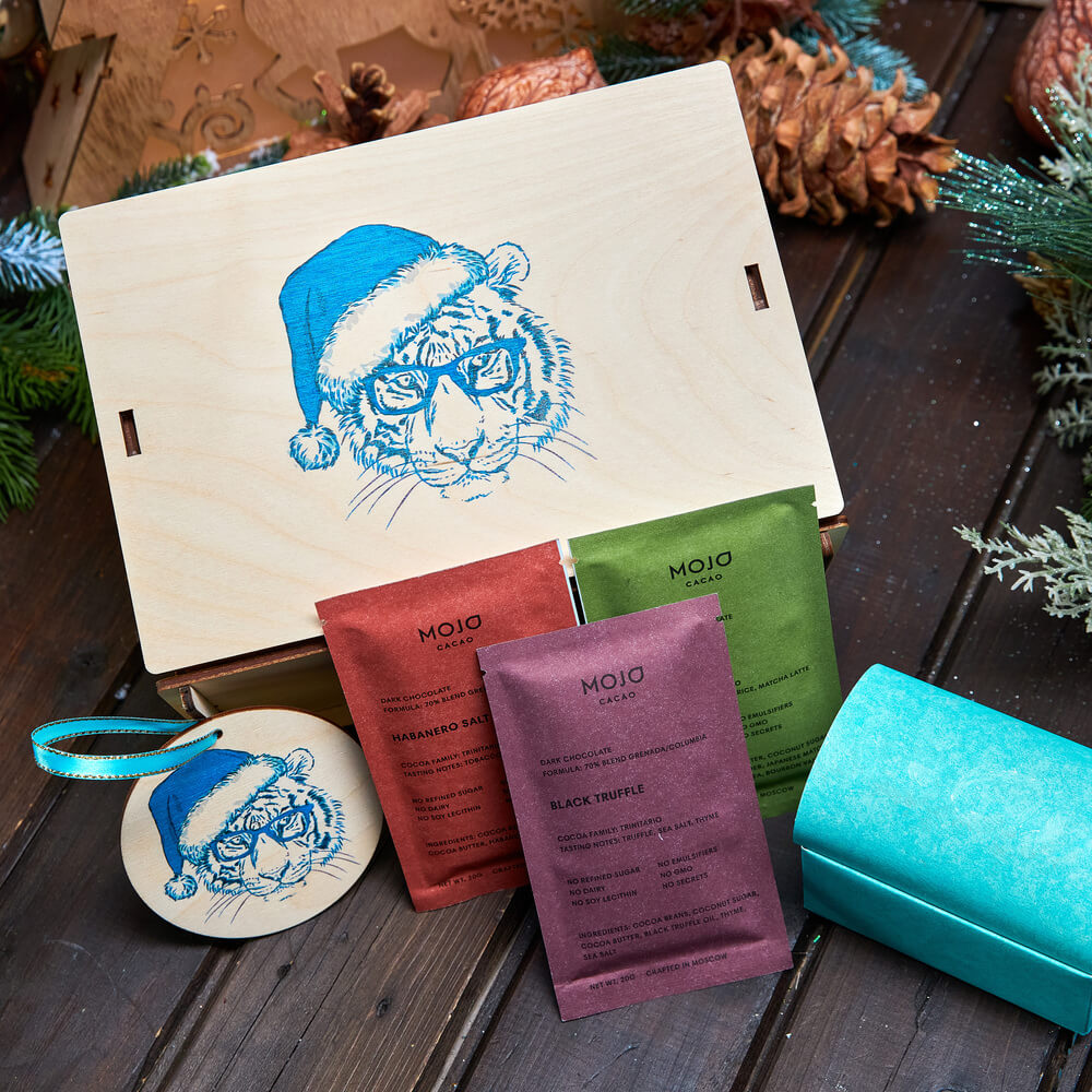 Подарочный набор «Санта»