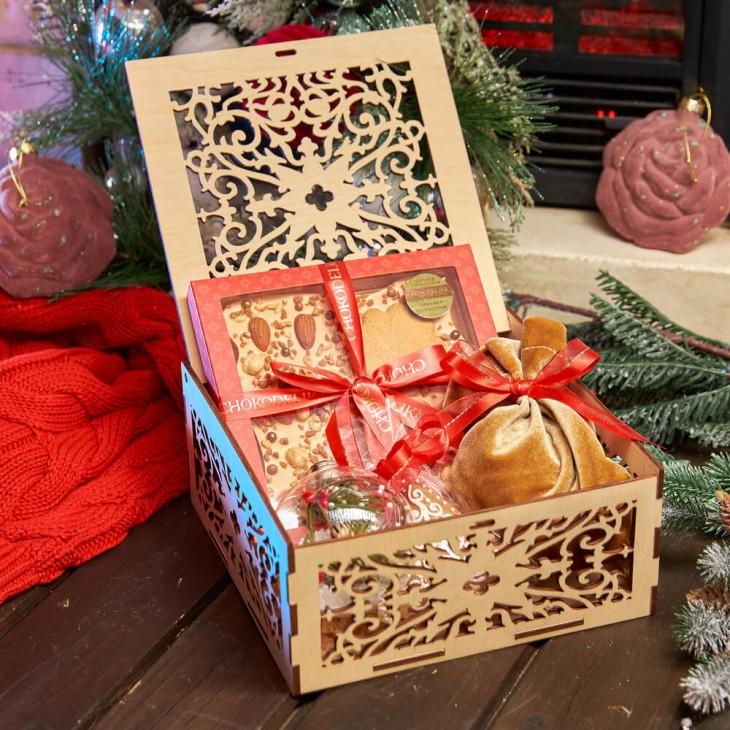Подарочный набор «Сливочное удовольствие»