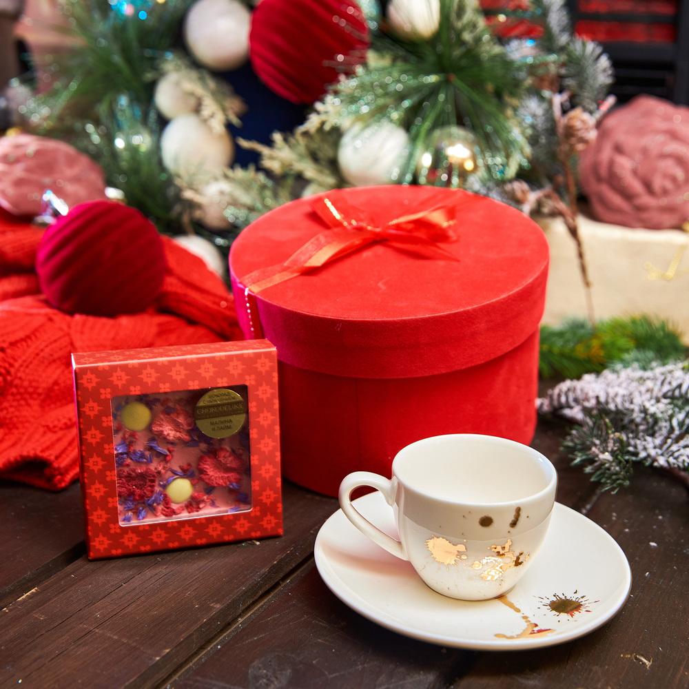 Подарочный набор «Красный бархат»