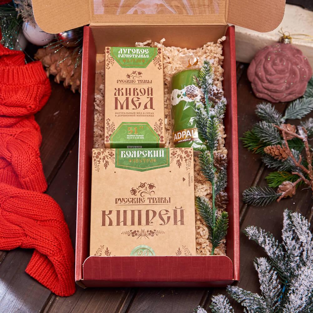 Подарочный набор «Боярский»