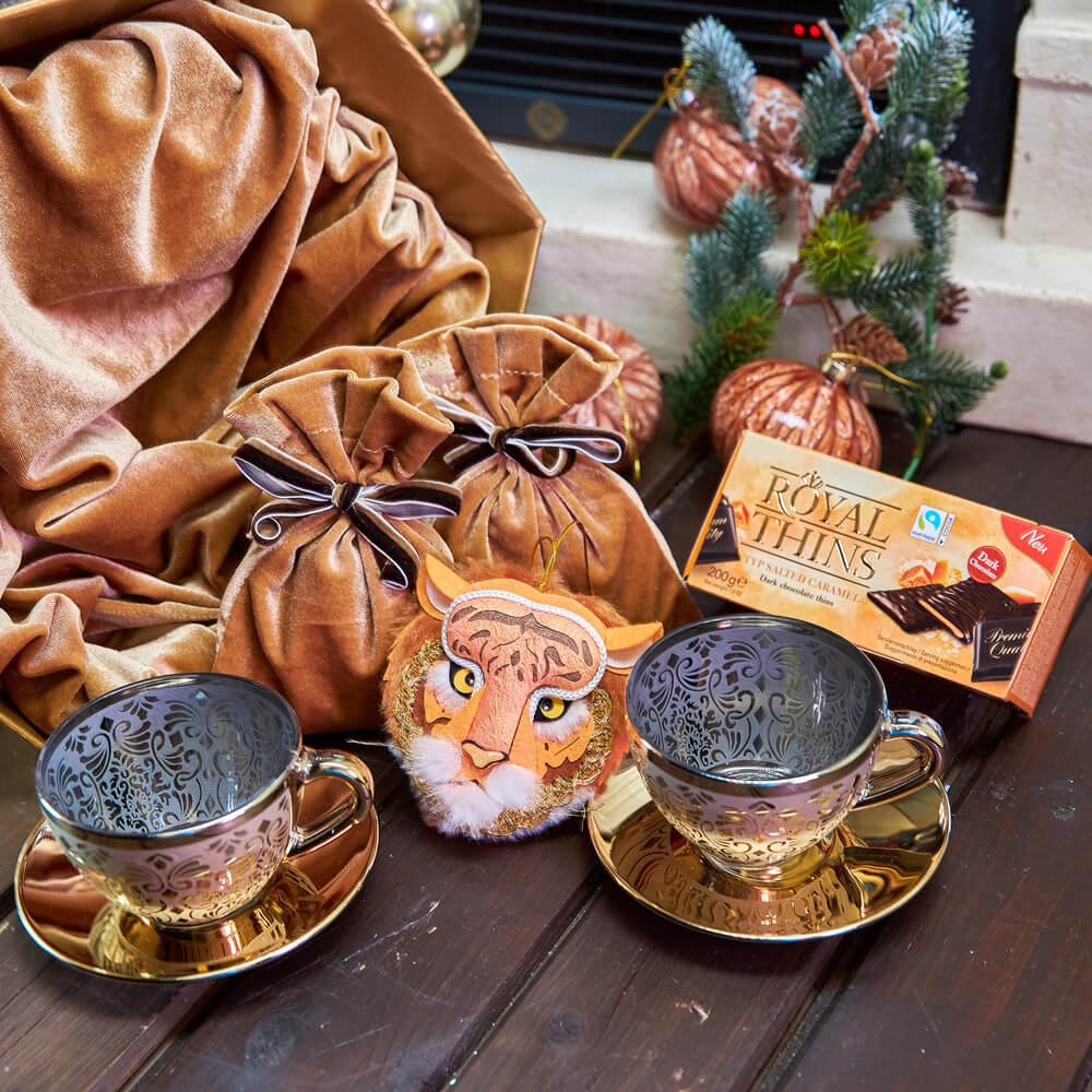 Подарочный набор «Соленая карамель»