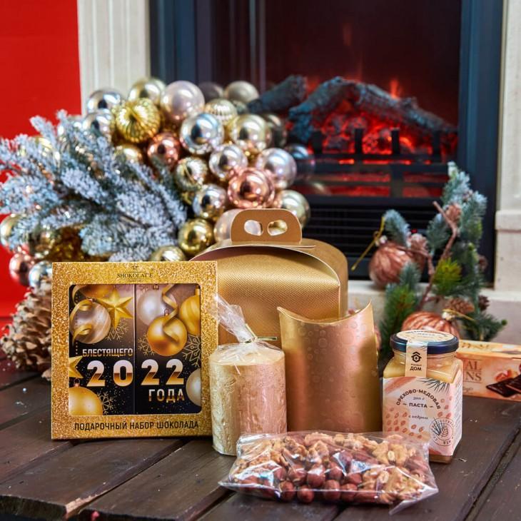 Подарочный набор «Золотые орешки»