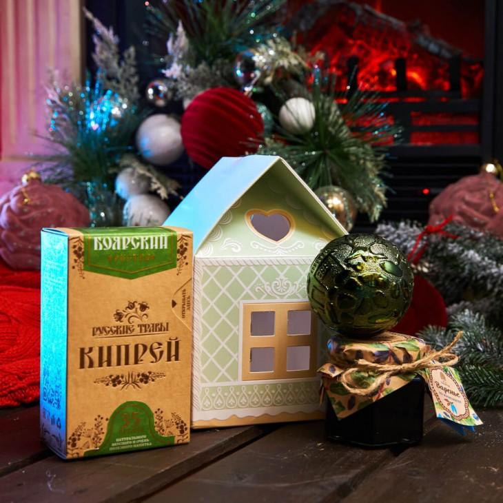 Подарочный набор «Лесной домик»