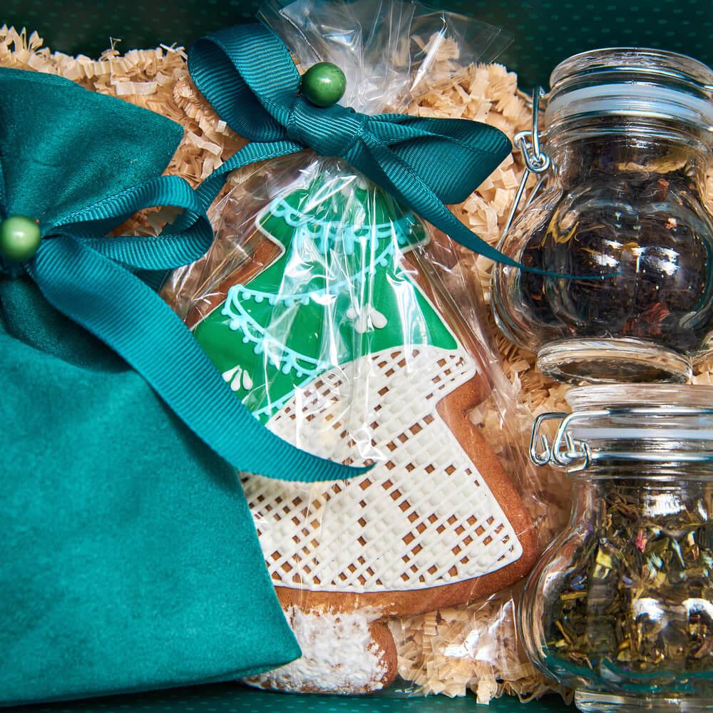 Подарочный набор «Имбирный чай»