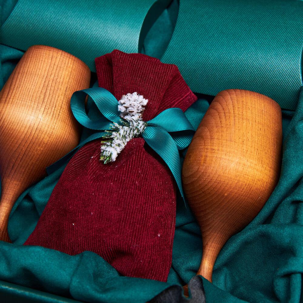 Подарочный набор «Деревянный глинтвейн»